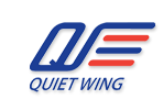 QuietWing Logo